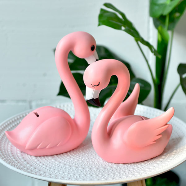 product thumbnail image for Flamingo Figurines