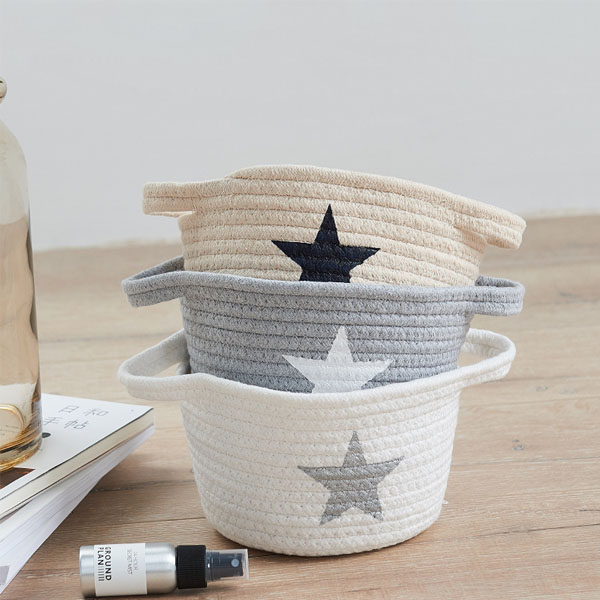 Star Storage Basket