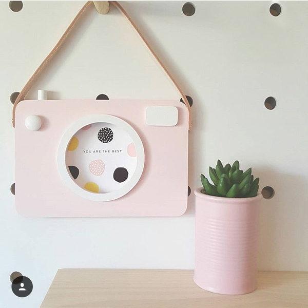 product image for Wooden Camera Photo Frame