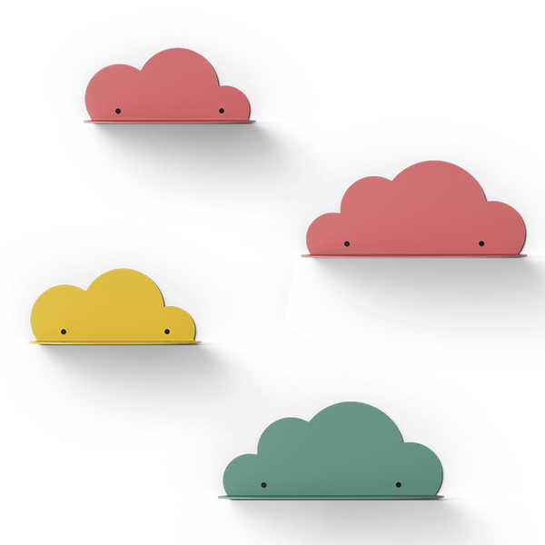 product image for Metal Cloud Wall Shelf