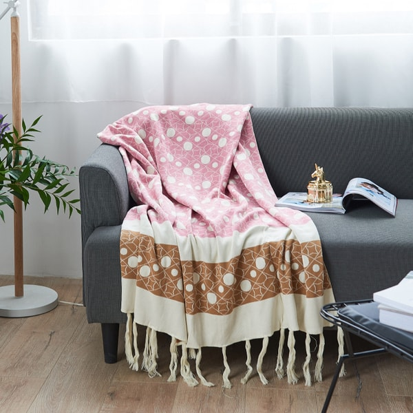 product image for Tassel Throw Blanket