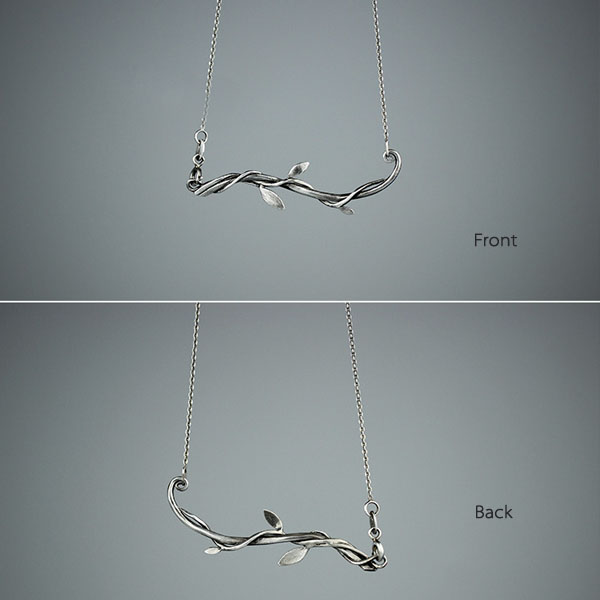 ps vine necklace style and silver pearl index