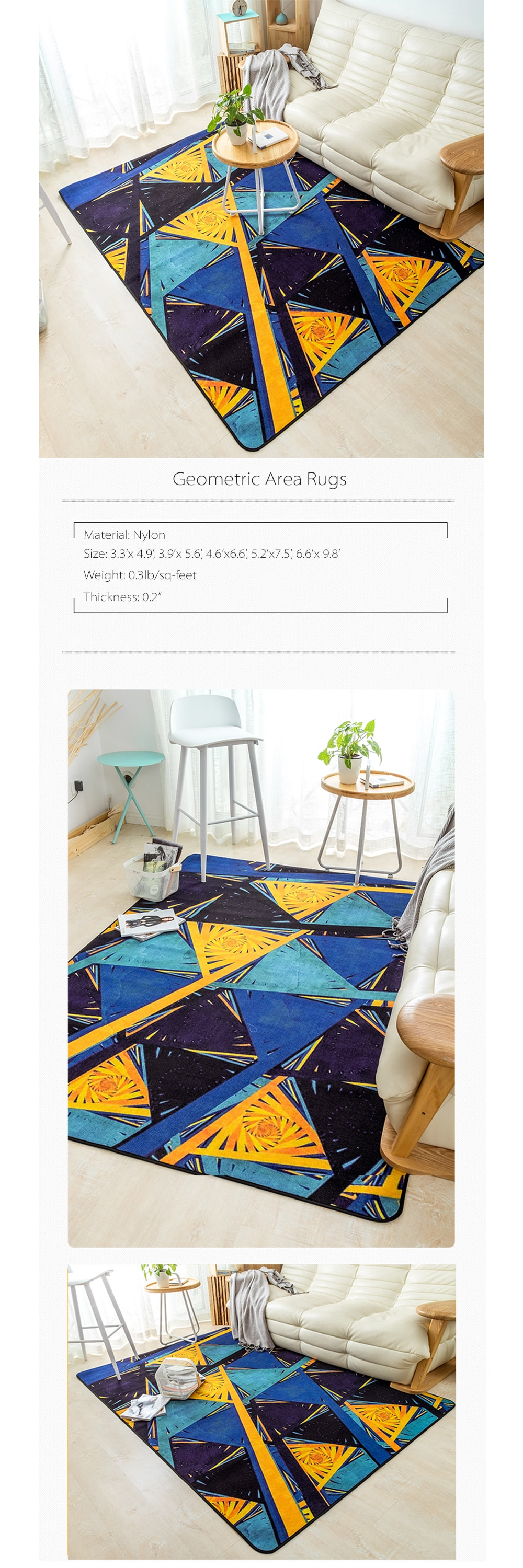 Moon Earth Area Rug No More Ordinary Rugs