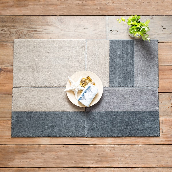Product Image For Color Block Floor Mat