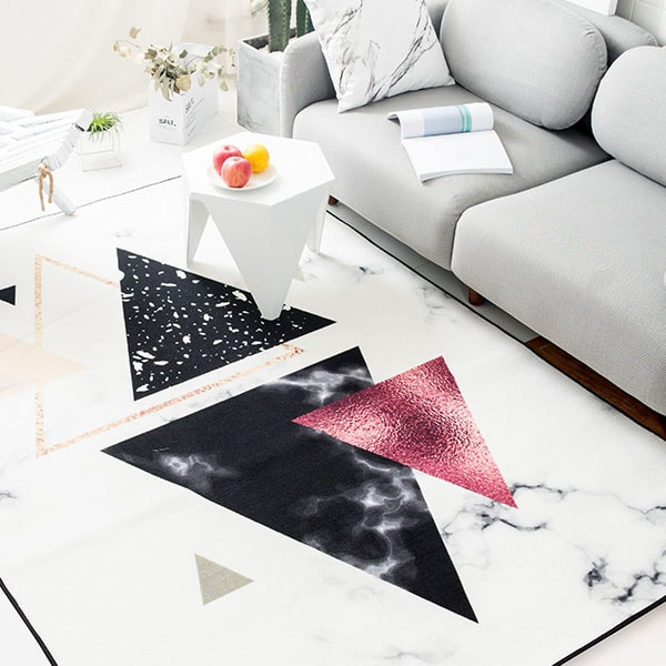 product image for Geo Marble Rugs