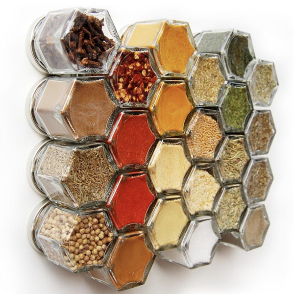 product image for DIY Small Magnetic Spice Jar Set