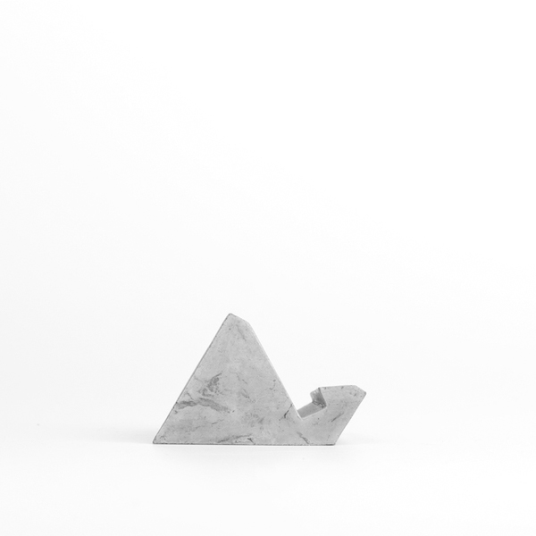 product thumbnail image for Concrete Phone Stand