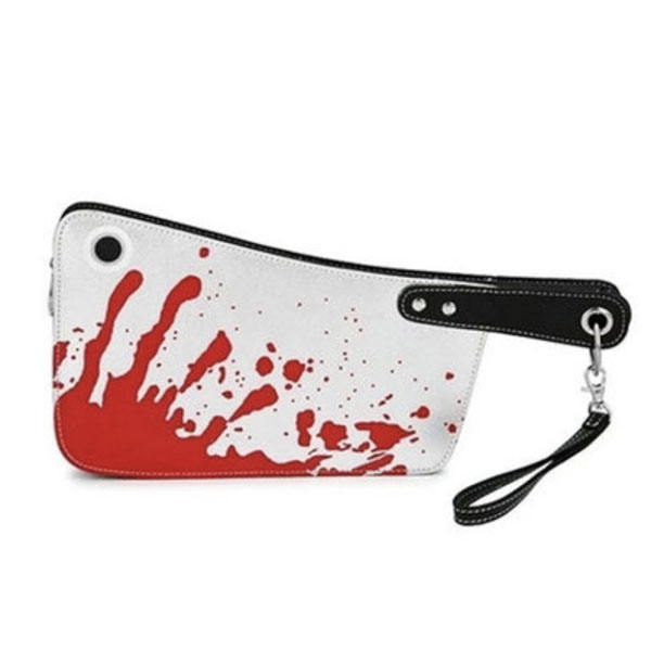 product thumbnail image for Bloody Butcher Knife Handbag