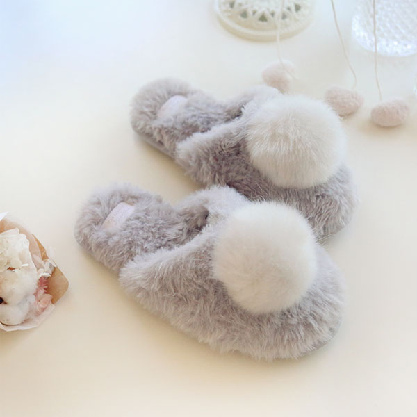 Cottontail Slippers