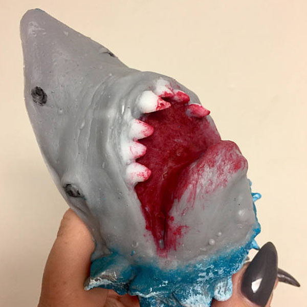 product thumbnail image for Jaws Shark Soap