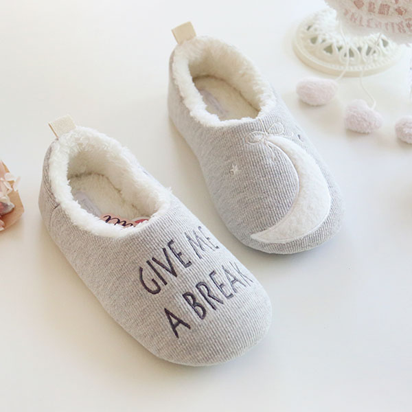 product image for Crescent Moon Slippers