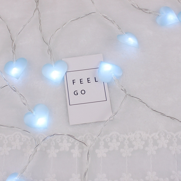 product image for Heart Shaped LED String Lights