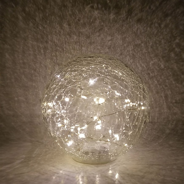 Starry Night Globe Light