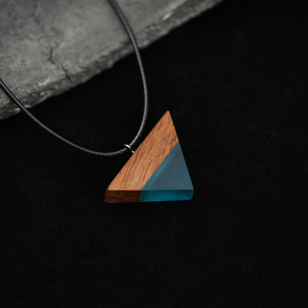 product image for Triangle Pendant Necklace