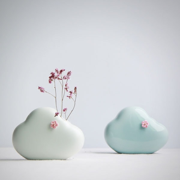 product thumbnail image for Cloud Blossom Vase