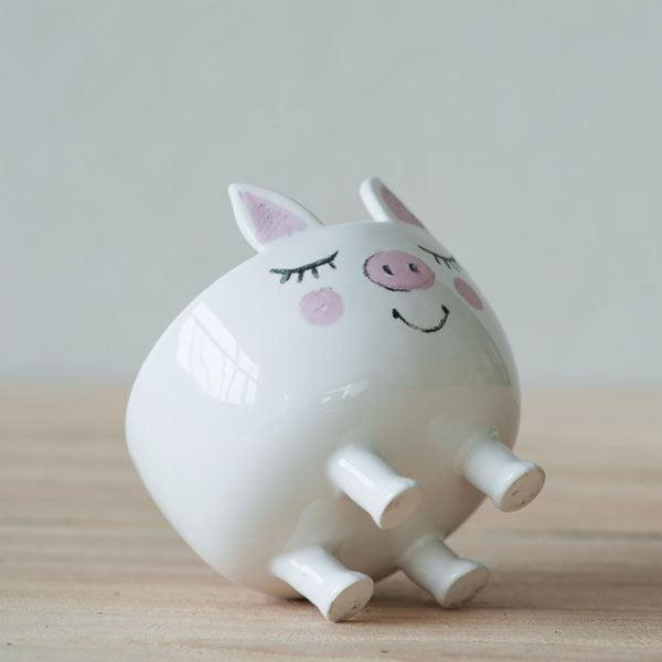 product thumbnail image for Cute Animal Planter