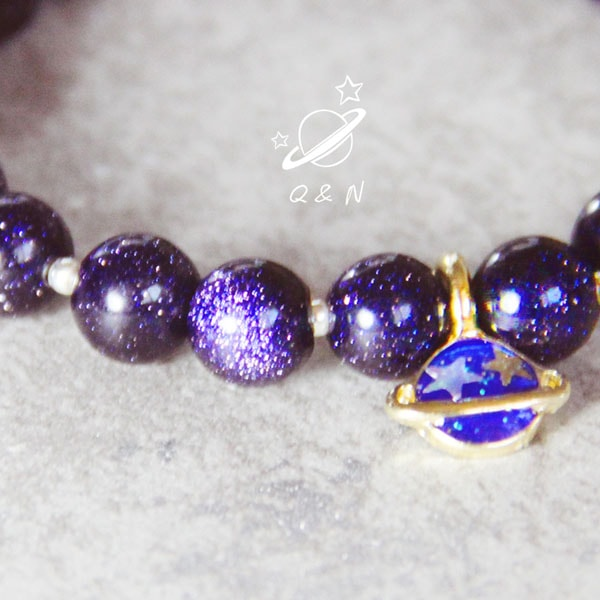 product image for Cosmic Blue Bracelet
