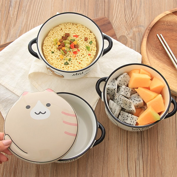 product image for Cute Kitty Soup Bowl