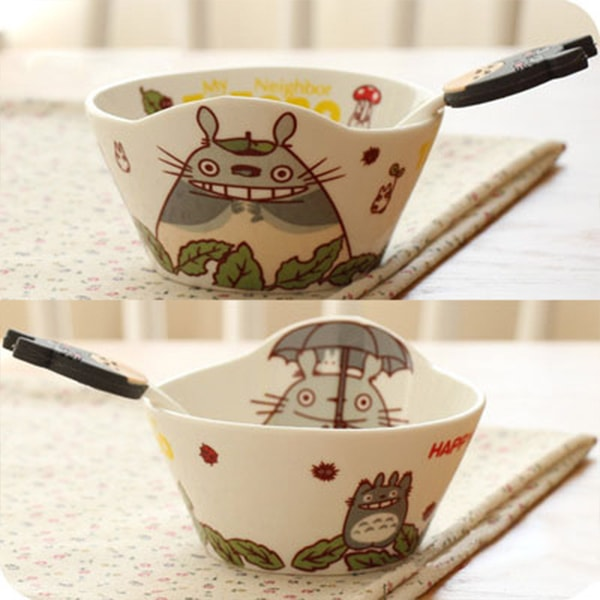 Cartoon Character Bowl