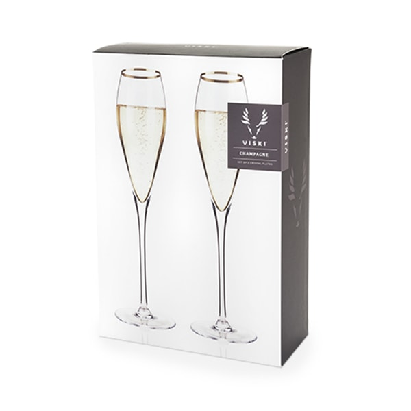 Belmont Flutes (Set of 2)