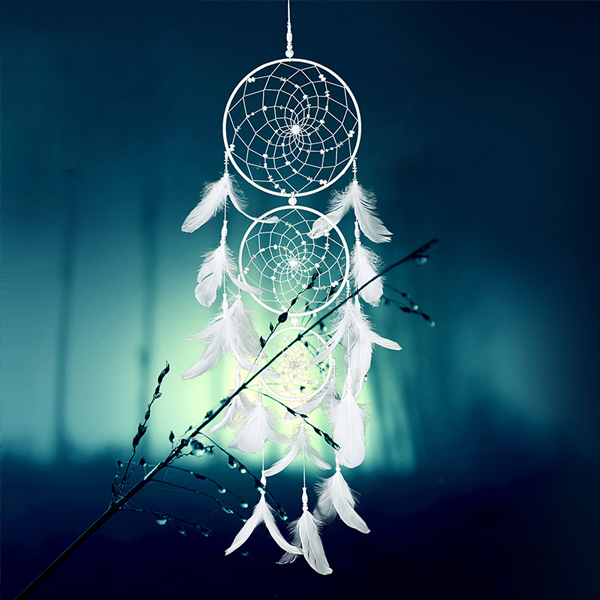3-Ring Dream Catcher