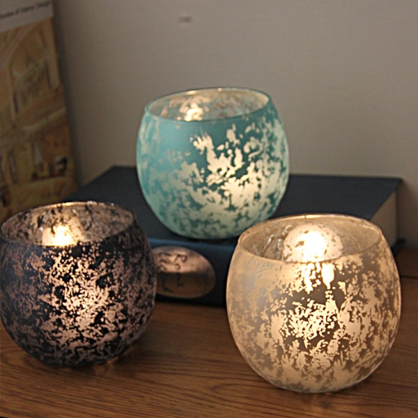 product image for Flameless Glass Candle Holders