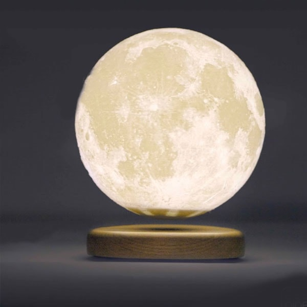 product image for Levitating Moon Lamp