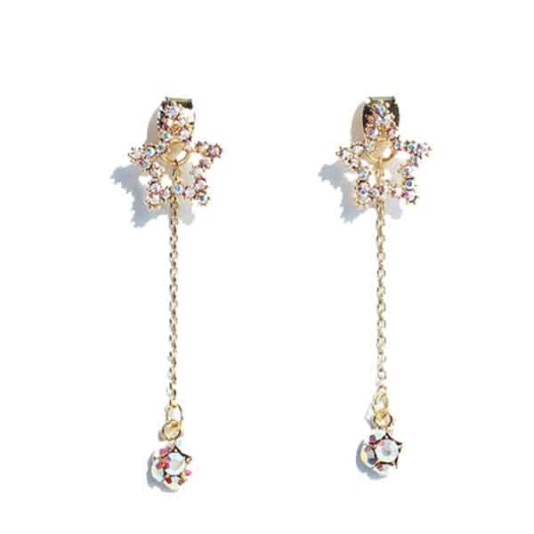product image for Star Crystal Earrings