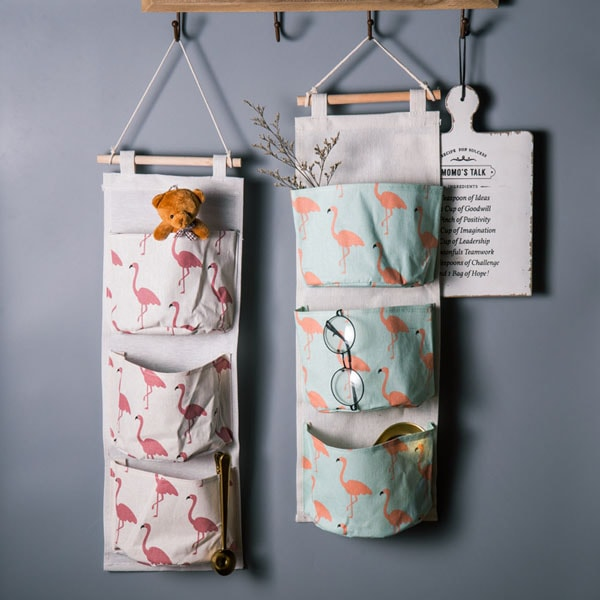 Hanging Storage Pockets