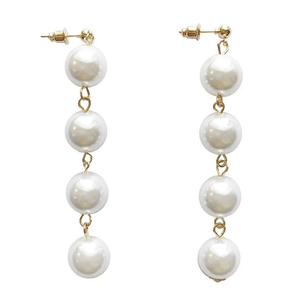 product thumbnail image for Pearl Drop Earrings