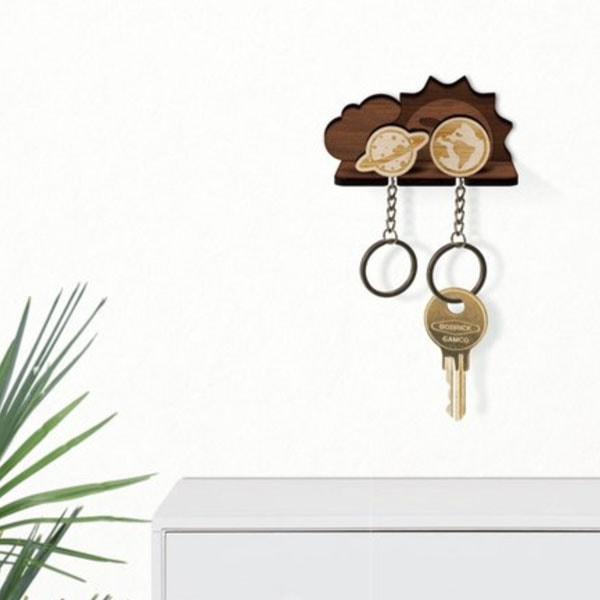 product image for Keychain Wall Rack