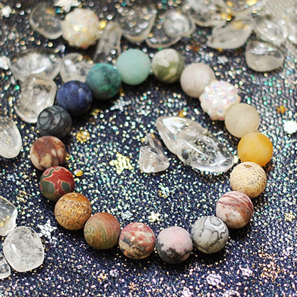 Cosmos Stackable Bracelets
