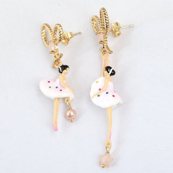 Dancing Figure Earrings
