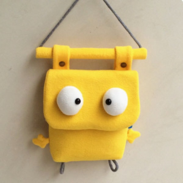 Cute Creature Hang Up Storage