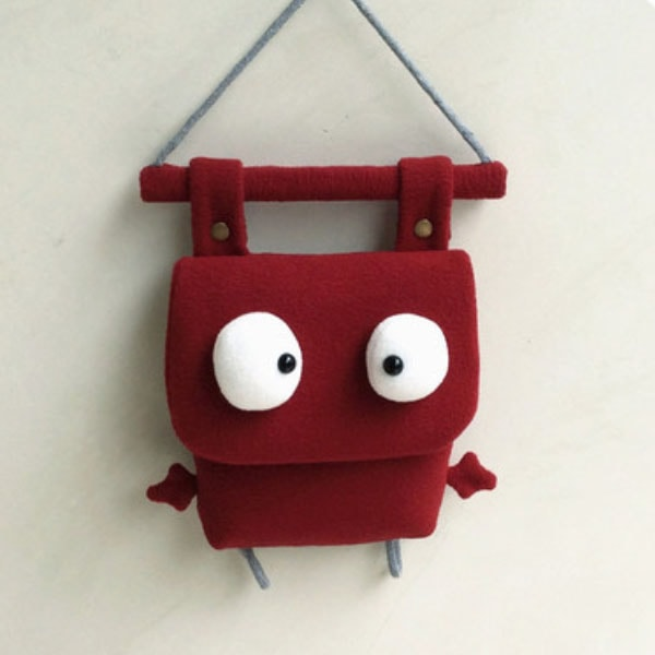product thumbnail image for Cute Creature Hang Up Storage