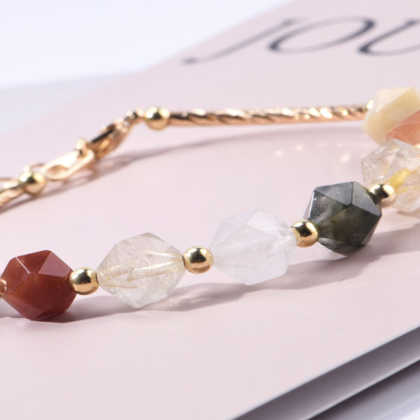 product image for Faceted Crystal Bracelet