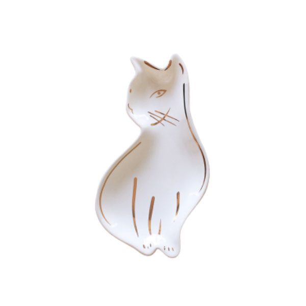 product thumbnail image for Fancy Feline Trinket Tray