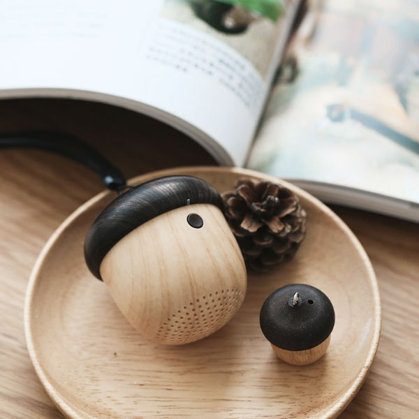 product thumbnail image for Chestnut Bluetooth Mini Speaker
