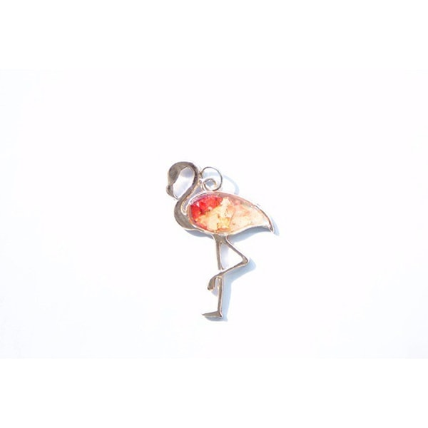 product image for Flamingo Pendant Necklace