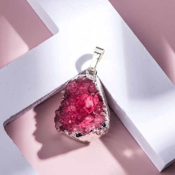 product image for Rose Gemstone Pendant