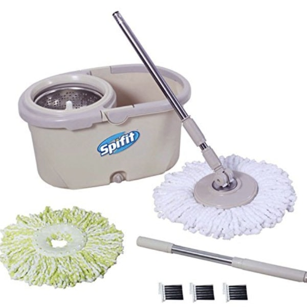 Senmo Smart Spin Mop and Bucket