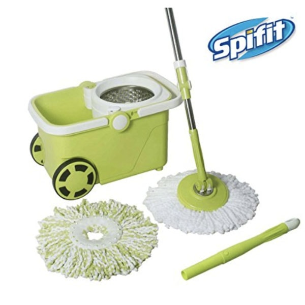 product image for Spin Mop & Bucket Cleaning Set (Sold Out)