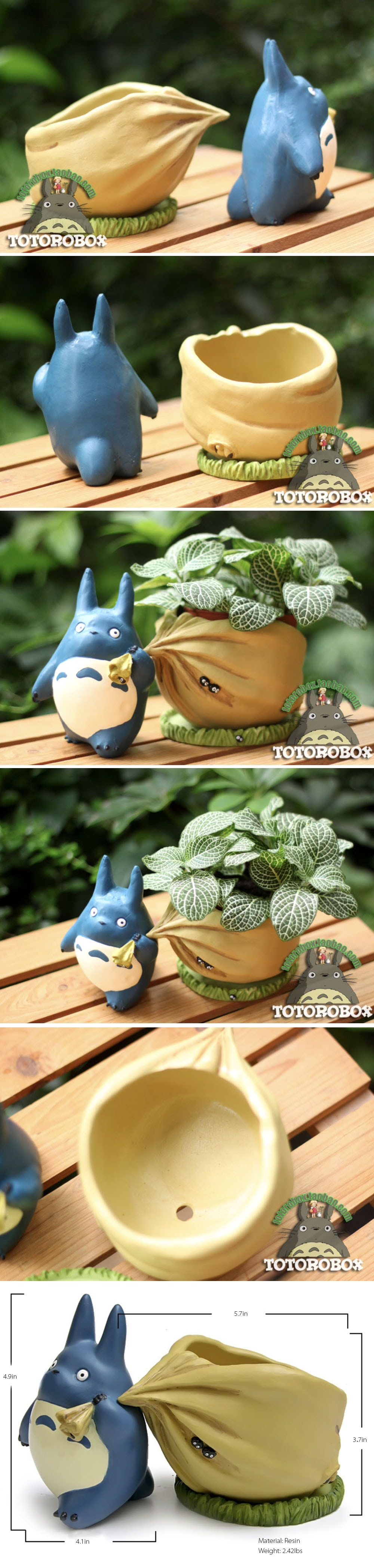 Toroto Decoration Planter Take This Cute Toroto Home