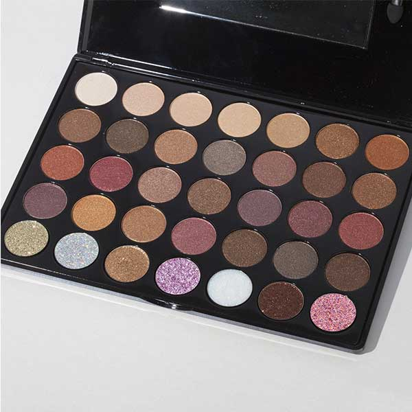 Shade and Sparkle Eyeshadow Palette