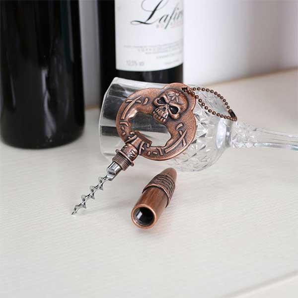 product image for Skull & Bullet Combo Bottle Opener