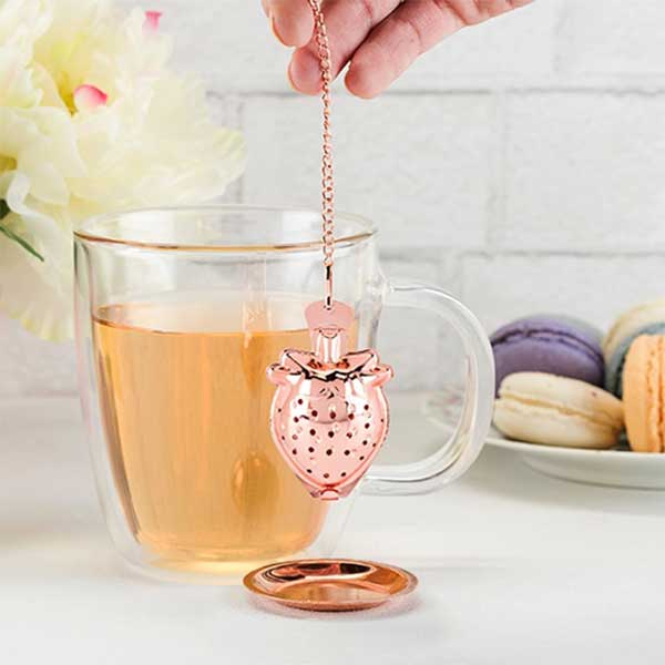 rose gold wedding gifts