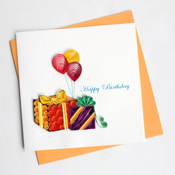 Quilling birthday card apollobox quilling birthday card m4hsunfo