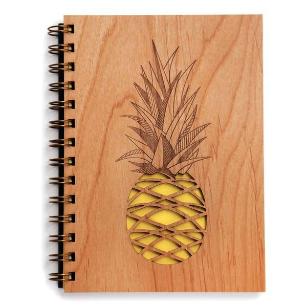 product thumbnail image for Wooden Journal