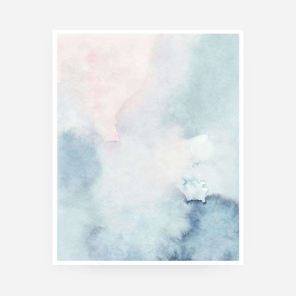 Watercolor Giclee Wall Art - ApolloBox