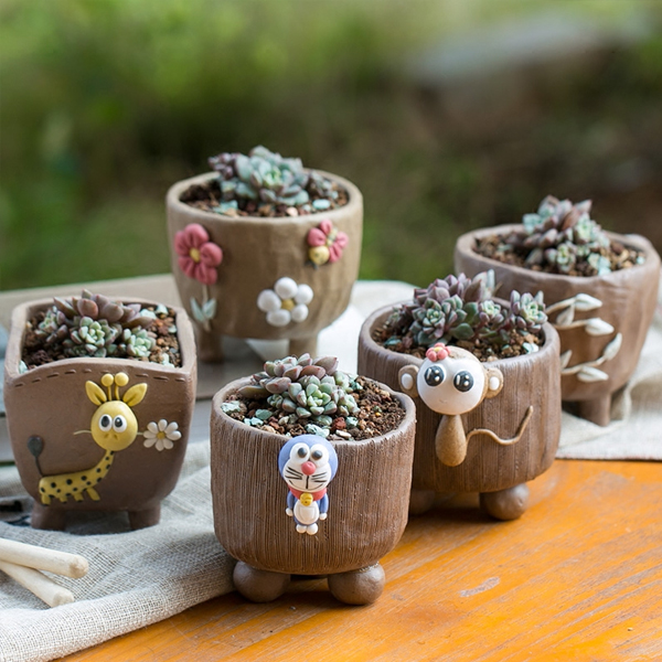 product image for 3D Mini Flower Pots